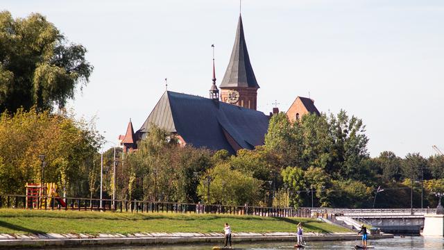 Калининград вошёл в топ-5 популярных у туристов недорогих городов России