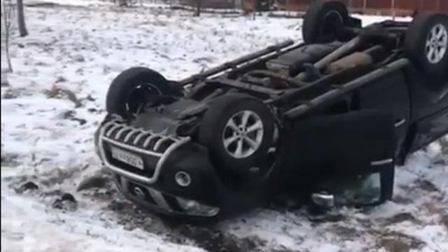 В ГИБДД рассказали подробности аварии под Гурьевском, где погиб пешеход