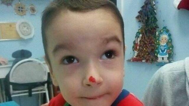 Четырёхлетнему калининградцу собирают деньги на препарат для поддержания зрения