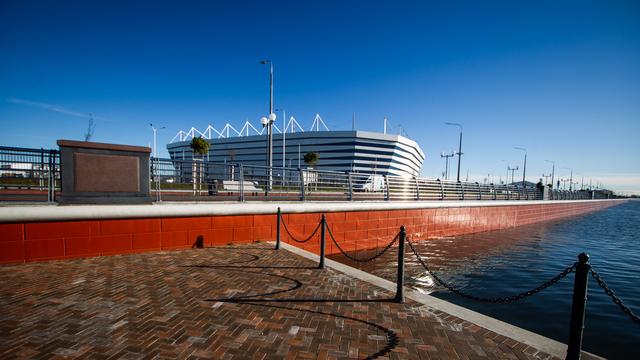 В Калининграде суд рассмотрит дело о хищении 752 млн рублей при строительстве стадиона к ЧМ-2018
