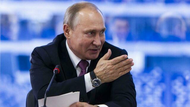 Путин объяснил, зачем уничтожают санкционные продукты