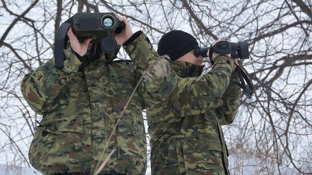 Польские пограничники смогут следить за границами с помощью камер с тепловизором (видео)