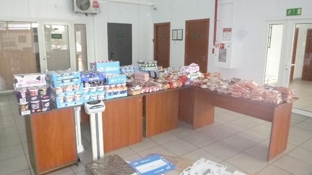Таможенники уничтожили полтонны сыра и колбасы, которые калининградцы везли из Польши