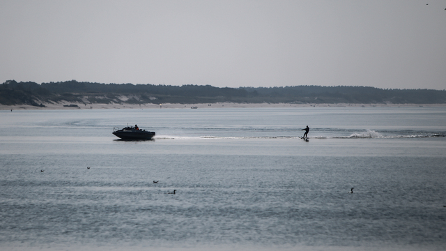 Региональные власти намерены открыть на Балткосе пункт пропуска с Польшей, отели и дельфинарий
