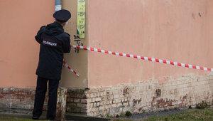 В микрорайоне им. Космодемьянского рядом с храмом нашли мёртвую женщину