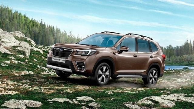 Subaru отзывает более 2,2 млн автомобилей из-за дефекта стоп-сигналов