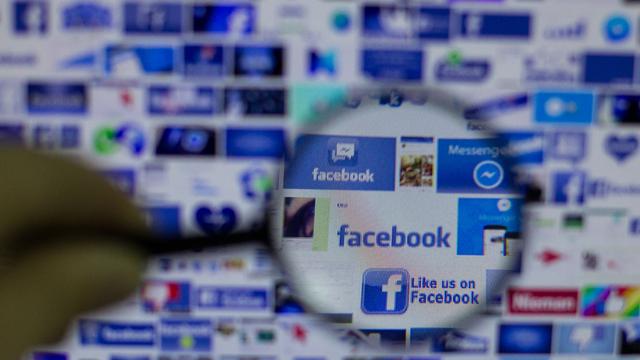 Роскомнадзор намерен судиться с Facebook