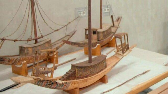 В Египте нашли утраченные около века назад артефакты Тутанхамона