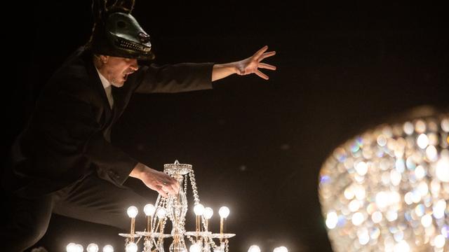 В Калининграде часть зрителей ушла с премьеры спектакля по фильму Кустурицы