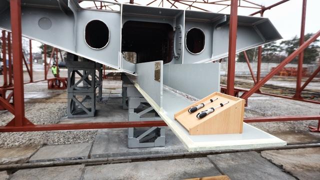 В Светлом впервые за 25 лет заложили судно, которое полностью построят калининградцы (фото)