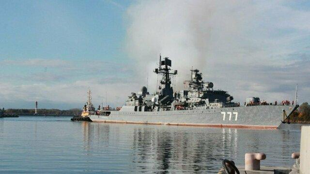 В Калининградской области старший матрос избил сослуживца на камбузе корабля