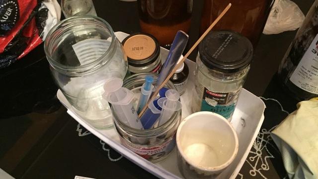 Калининградка организовала в съёмной квартире лабораторию по производству амфетамина (фото, видео)