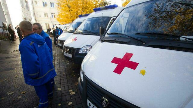 Главврач скорой: В Калининграде не хватает бригад