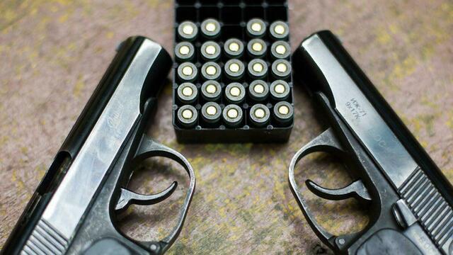 Сколько стоит сдать оружие в Калининграде в 2019 году (прейскурант)