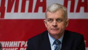 Ушёл в отставку первый секретарь калининградского обкома КПРФ Игорь Ревин