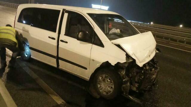 В Калининграде вынесли приговор водителю, который вёз женщин на микроавтобусе в Польшу и попал в ДТП