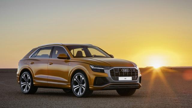 В Калининграде будут выпускать кроссовер Audi Q8