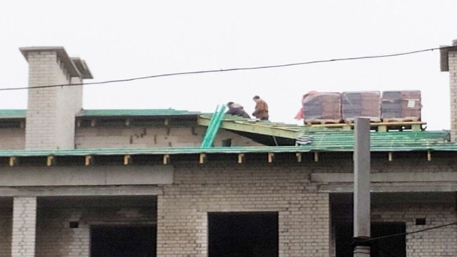 Будущий жилой комплекс в центре Зеленоградска признали незаконной постройкой