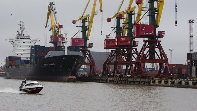 Строительством порта в Янтарном заинтересовались китайские и арабские инвесторы