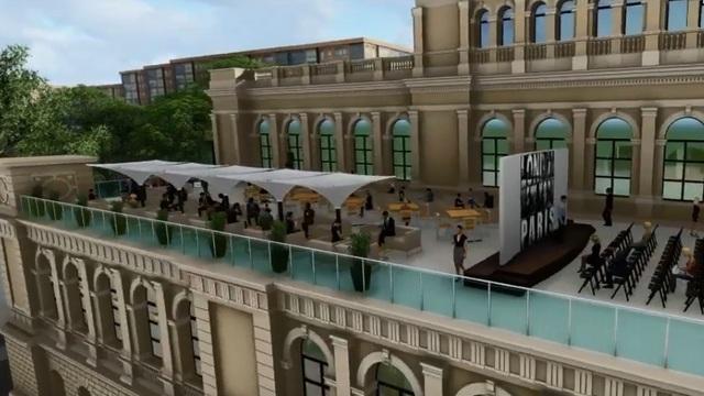 Два кафе и много света: как будет выглядеть Музей изобразительных искусств к 2024 году (видео)