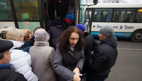 """Мэрия Калининграда расторгла контракт с частным перевозчиком """"Зеленоградск-Транс"""""""
