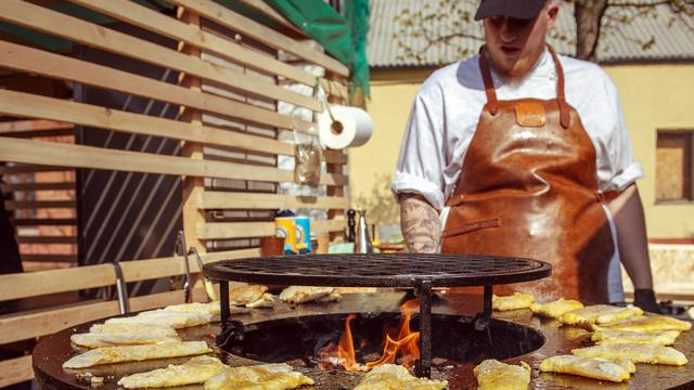 Пять главных фишек майского Fish Food Festival в Зеленоградске