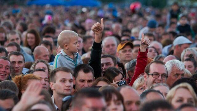 Опрос ВЦИОМ: почти 90% россиян считают себя счастливыми