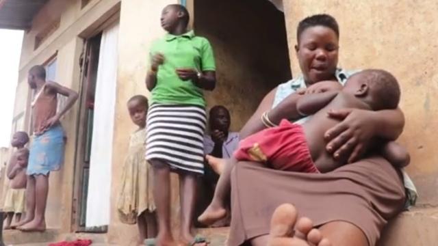 Жительницу Уганды признали самой многодетной матерью в мире