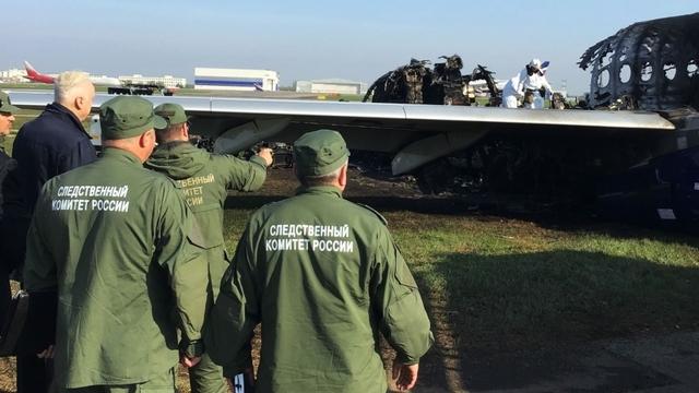 В сгоревшем лайнере Superjet 100 погиб американец
