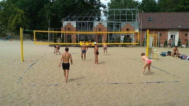 В Зеленоградске пройдёт благотворительный турнир по пляжному волейболу