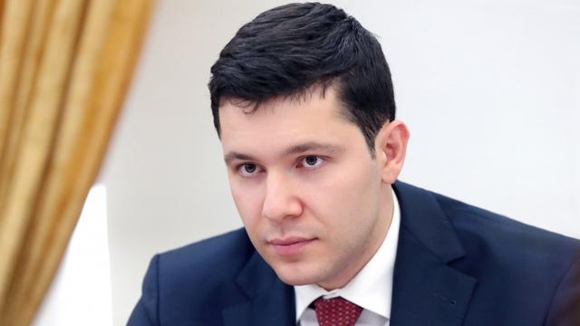 Алиханов поздравил калининградцев с Днём Победы и пожелал всем оптимизма