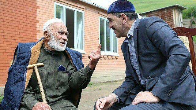 В Ингушетии умер самый самый старый житель России