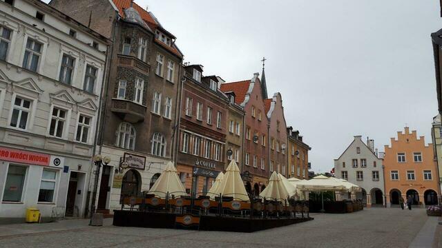 Прогулки, байдарки и шопинг: чем заняться в Ольштыне на выходных