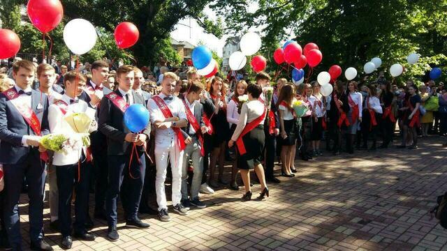 На выпускных в Петрозаводске запретили воздушные шары