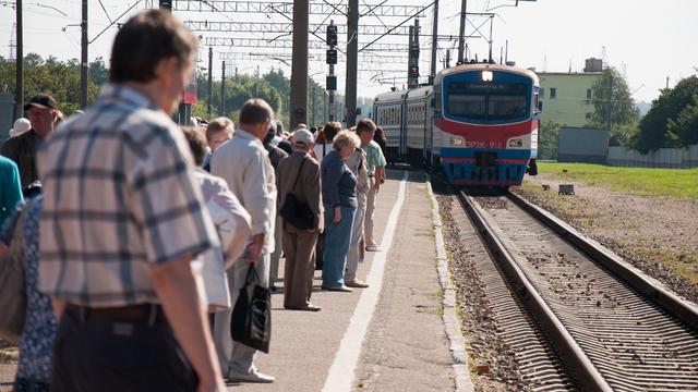 Назначен дополнительный поезд в Зеленоградск 25 мая