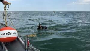 В Балтийском море задержали нелегальных добытчиков янтаря с 39 килограммами камня (фото, видео)