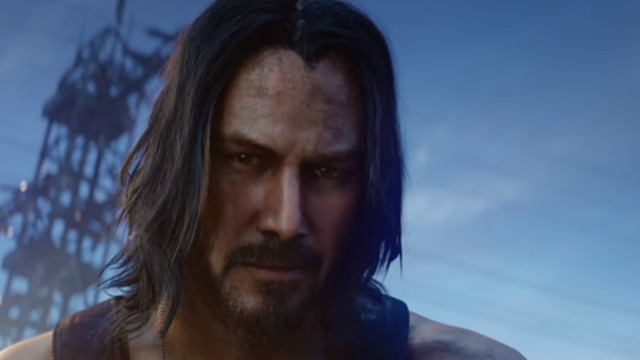 Microsoft: видеоигра Cyberpunk 2077 с участием Киану Ривза выйдет в апреле 2020 года