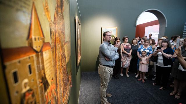 В Калининградском музее изобразительных искусств пройдут бесплатные лекции о русской живописи