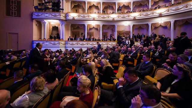 В Калининград на гастроли приедет труппа Академического русского театра им. Вахтангова из Владикавказа