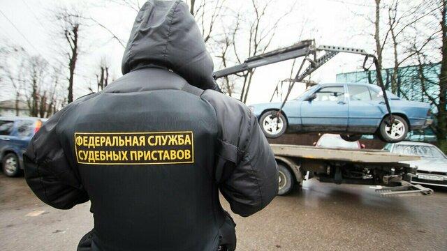 Калининградские приставы за неделю арестовали 36 машин должников на сумму более 25 млн рублей