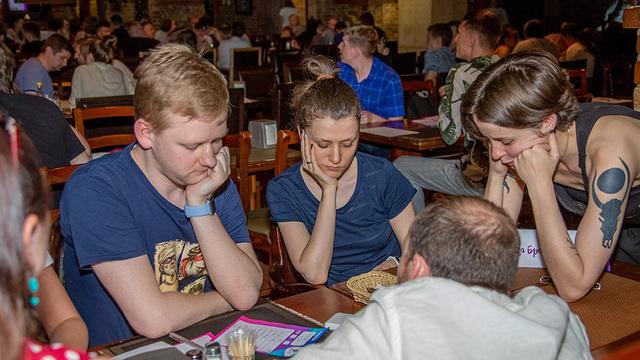 """О сериале """"Друзья"""", Дарте Вейдере и Голлуме: калининградские квизы бросают горожанам вызов"""
