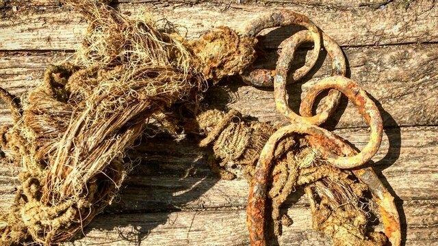 На дне моря вблизи Зеленоградска обнаружено судно, затонувшее около 90 лет назад (фото)