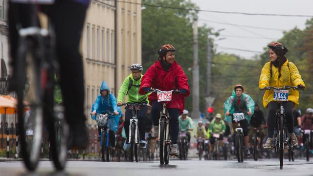 В Калининграде открылась регистрация на велозаезд в помощь неизлечимо больным детям
