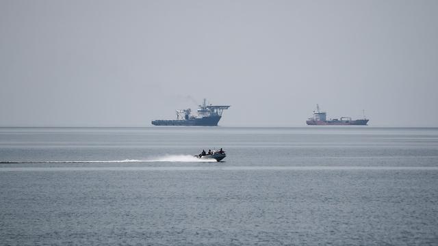 Судно с российским экипажем застряло в шотландском порту из-за долгов по зарплате