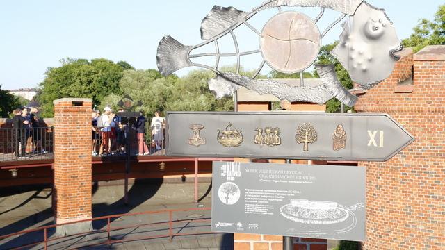 Музей янтаря познакомит посетителей с историей города на крыше башни Дона