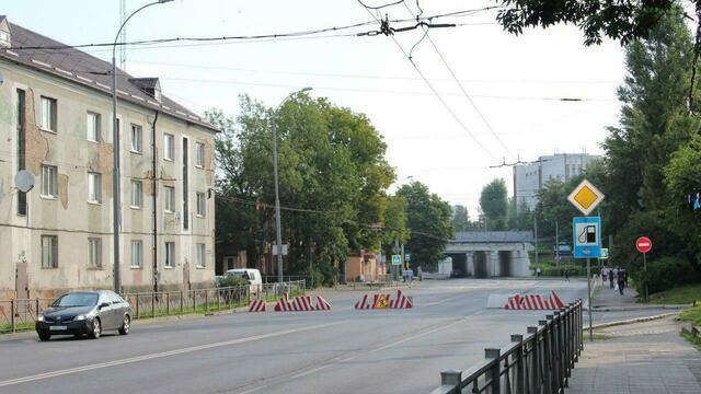 Ул. Киевскую закрыли на ремонт до мая 2020 года (фото, схемы объезда)