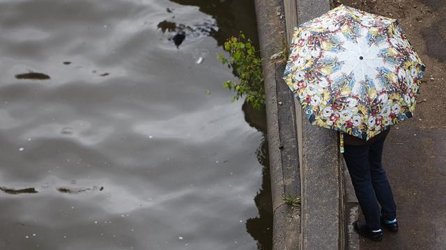 В Калининграде ожидается дождливая рабочая неделя