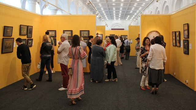 В Калининграде открывают бесплатные экскурсии по выставке из Русского музея