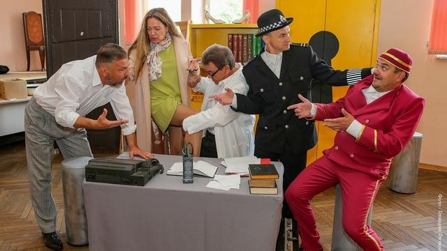 Новый сезон в Калининградском драмтеатре откроется двумя премьерами