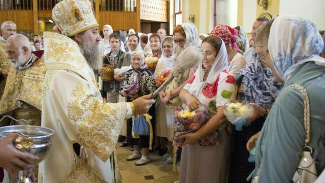 В Зеленоградске отметят праздник Преображения Господня